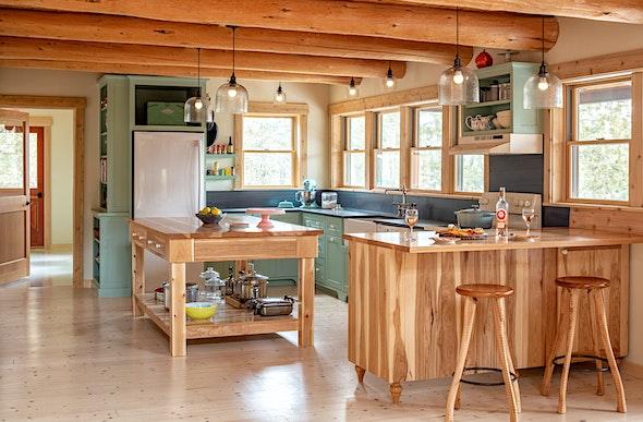 Cedar cottage 6l