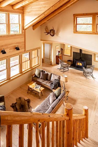 Cedar cottage 6p