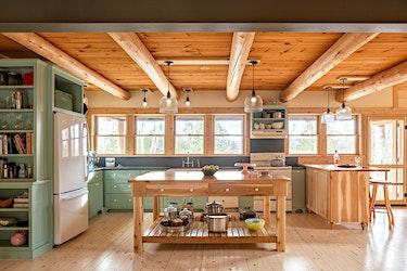 Cedar cottage 7l