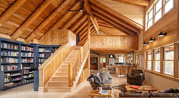 Cedar cottage thumb